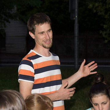 Pavel Pokorný, Tábor - doučování v pohodlí Vašeho domova.