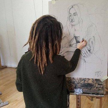 Kresba a maľba