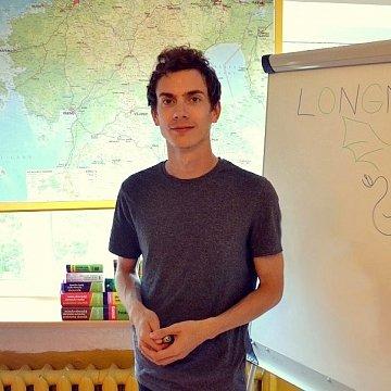 Martin Kimerling | Jazyková škola LONGMA