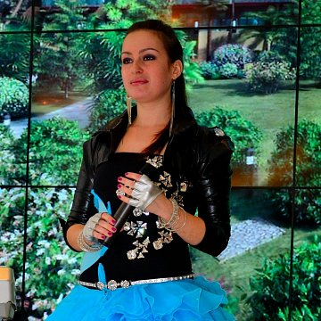 Best vocal and singing teacher in Kosice (english/russian language)