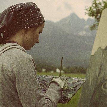 Doučovanie výtvarnej výchovy, maľby a kresby v Banskej Bystrici