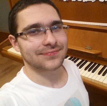 Doučovanie hry na klavíri a organe. Ako chápať hudbu a o jej využití v dnešnej dobe.