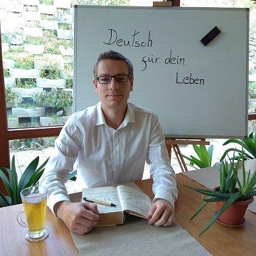 Tréning nemeckého jazyka do života a praxe /Skype/Lektor v ijav