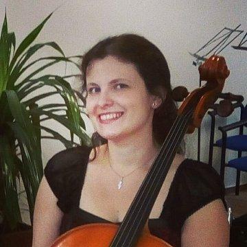 Doučování hry na violoncello, angličtiny, češtiny
