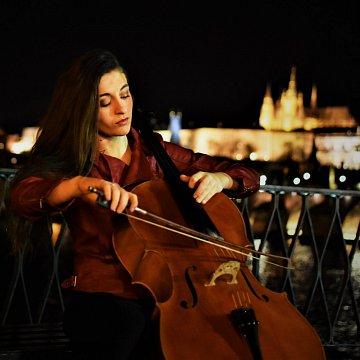 Hodiny violoncella  a klavíru pro začátečníky i pokročilé