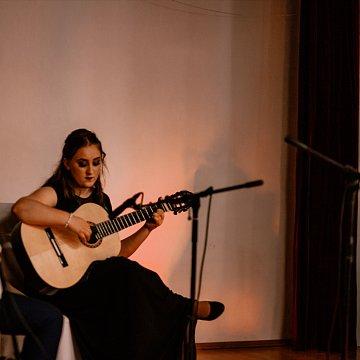 Výučba a doučovanie hry na gitaru
