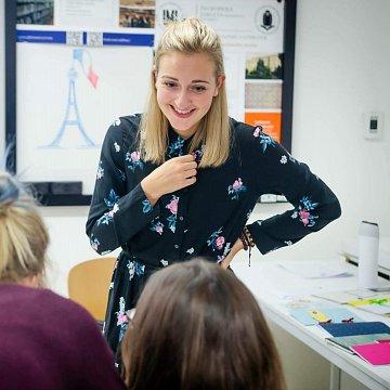 Doučování francouzštiny a češtiny