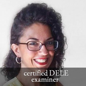 Spanish online (Skype): certified Spanish teacher, DELE A1-C2 certified examiner and with + 10 years of experience