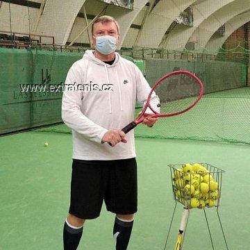 Naučím tenis v Plzni a v Praze