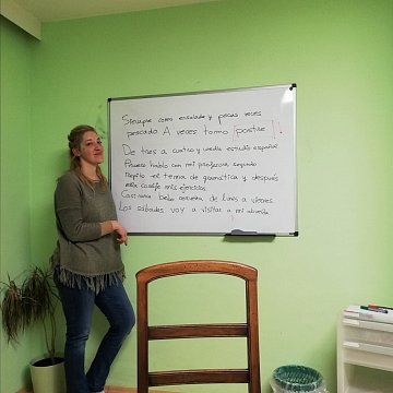 Spanisch einfach zu lernen 😊🇪🇦📝🖥️🔌