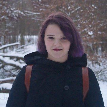 Studentka pražského přírodovědného gymnázia Botičská
