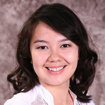 Aidana Rakhimbayeva