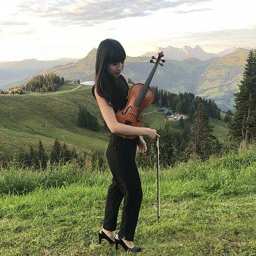 Native japansch und Geige Unterricht