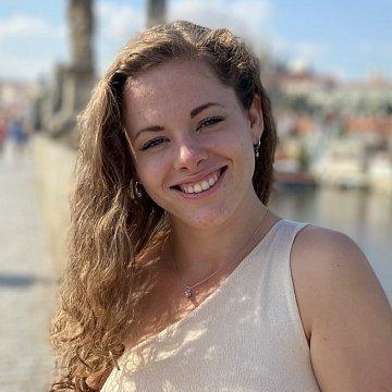 Doučování online ze španělštiny s češkou žijící v Salamance