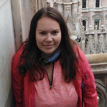 Kateřina Legátová